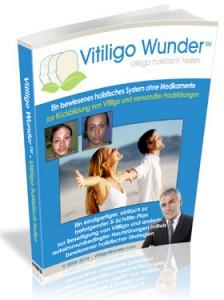 Vitiligo Wunder, das Buch